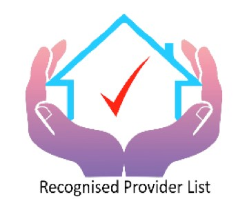 Recognised Provider list